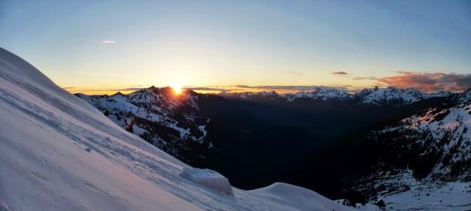 Mt Shuksan – White Salmon Glacier