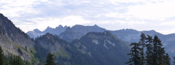 Mount Thomson – West Ridge