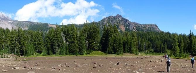 Mount Jefferson Climb – South Ridge