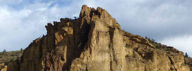 Voyage of the Cow Dog – Smith Rock
