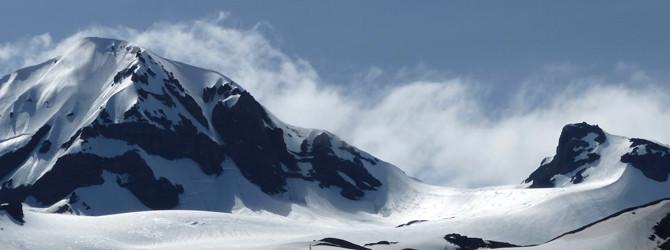 Middle Sister – SE Ridge Ascent