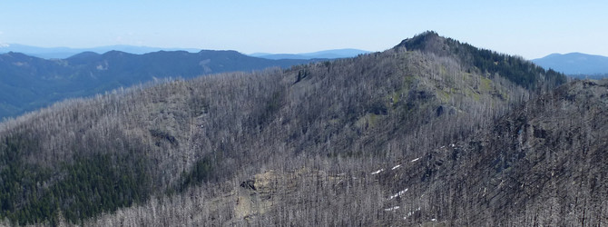 Schreiner Peak and a few more…