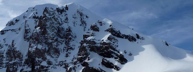 Middle Sister, Hayden Glacier-North Ridge