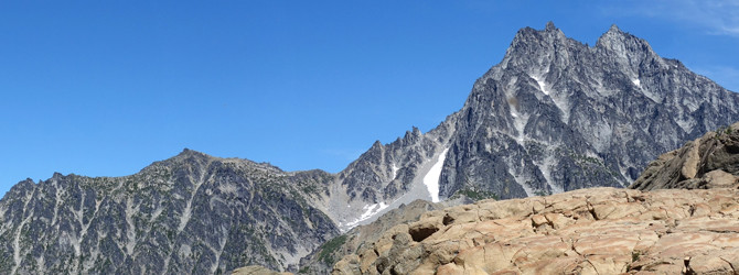 Mount Stuart – West Ridge 6-27-15