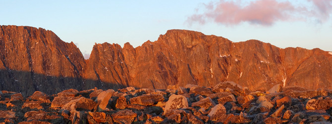 Granite Peak via Froze to Death Plateau 8-13-15