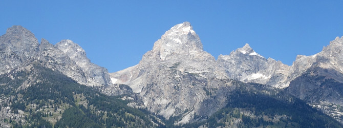 Grand Teton – Upper Exum Ridge 8-10-15