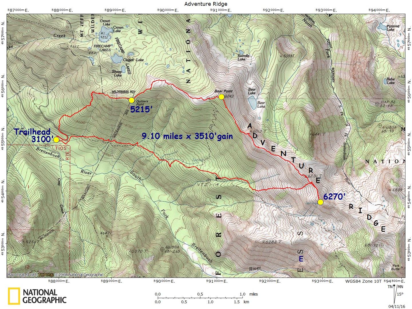 Maps and GPS tracks – NW Adventures, Maps & GPS Tracks