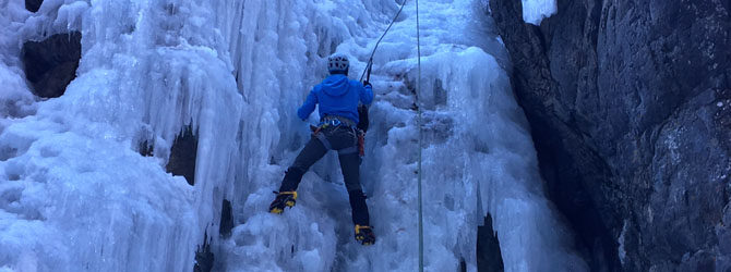 Ouray Ice Park  2-8-17