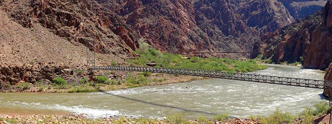 Grand Canyon Rim to Rim Hike 6-3-17