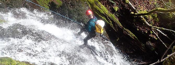 BS Creek Canyoneer 2-11-18