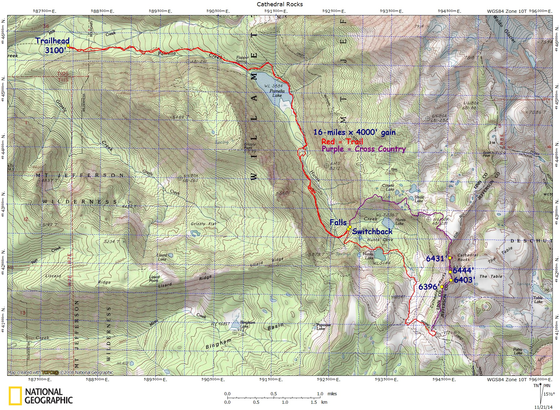 Maps and GPS tracks – NW Adventures, Maps & GPS Tracks
